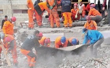 La Turquie en deuil :  Le bilan du séisme pourrait s'alourdir