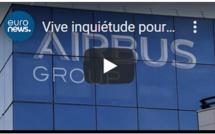 Vive inquiétude pour les 135 000 salariés d'Airbus