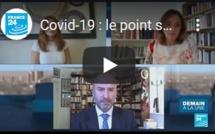 Covid-19 : le point sur l'essai clinique européen Discovery