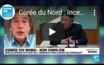 Corée du Nord : Incertitude sur l'état de santé de Kim Jong-un