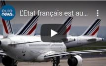 L'Etat français est autorisé à venir en aide à Air France à hauteur de sept milliards d'euros