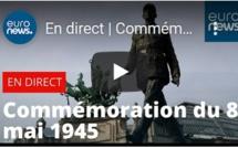 Commémoration du 75e anniversaire de la Victoire du 8 mai 1945