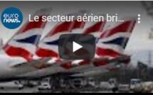 Le secteur aérien britannique sonne l'alarme