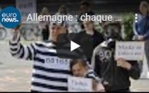 Allemagne : chaque semaine, des manifestants anti-restrictions s'organisent