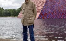 Christo, l'artiste  «emballeur»  n'est plus
