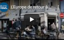 L'Europe de retour à une vie presque normale
