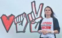 Tikhanovskaïa, une femme ordinaire  devenue égérie pour bouleverser le Bélarus
