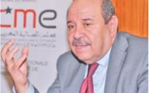 Abdallah Boussouf, secrétaire général du CCME