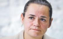 Tikhanovskaïa, la femme au foyer prête  à prendre en main les destinées du Bélarus