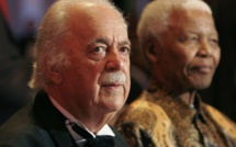 George Bizos, l'avocat d'origine grecque qui fut le grand ami de Mandela