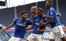 Everton bat enfin les Spurs de Mourinho