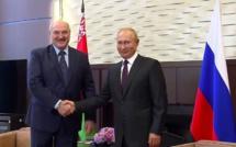 "Poutine ""convaincu "" que Loukachenko surmontera la crise"