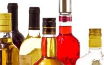 Destruction à Marrakech de plus de 62.000 bouteilles de boissons alcoolisées
