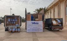 Distribution de matériels et équipements biomédicaux à Dakhla