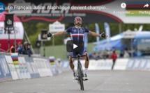 Le Français Julian Alaphilippe devient champion du monde de cyclisme