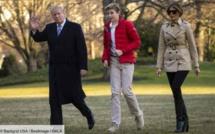 Le gros mensonge de Melania Trump sur son fils Barron