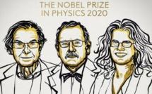Sur le chemin du Prix Nobel de physique de 2020