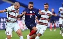 Le duel France-Portugal continue