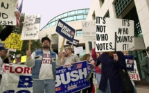 """Le """" coup """" électoral de Floride au coeur d' un documentaire de HBO"""