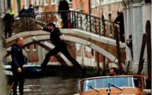 Sur les canaux de Venise,Tom Cruise masqué pour Mission impossible