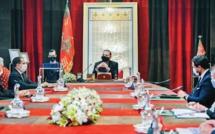 S.M le Roi préside une séance de travail sur la stratégie des énergies renouvelables