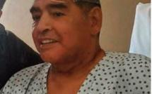 Maradona sort de l'hôpital huit jours après son opération à la tête