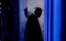 A reculons,Trump accepte la transition vers une présidence Biden