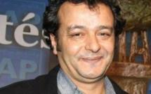 Messaoud Bouhcine, président du Syndicat marocain des professionnels des arts dramatiques