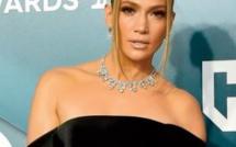 Jennifer Lopez a pris le temps de se détendre pendant le confinement