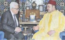S.M le Roi réitère la position du Maroc au sujet de la question palestinienne et d'Al Qods