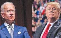 Biden évince Trump