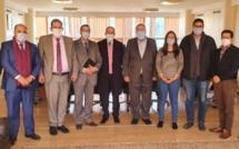 Le Premier secrétaire de l'USFP reçoit les organisations de la jeunesse des partis politiques