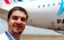 Zakariae Ennassef, manager de projet de maintenance des avions