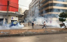 Nouveaux heurts entre manifestants et forces de l'ordre à Tripoli