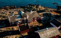 Sur une île en Suède, un festival de cinéma projeté pour une seule heureuse élue