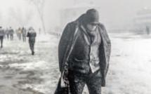 Un froid polaire enveloppe encore les Etats-Unis. Des millions de personnes privées d'électricité