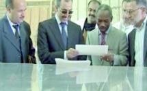 Des élus  camerounais visitent les provinces du Sud