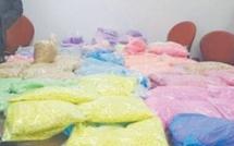 Avortement d' une opération de trafic de drogue à Nador