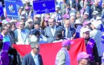 La classe ouvrière mobilisée en force derrière la bannière de la FDT