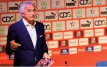 Vahid Halilhodzic : Mon objectif primordial est la qualification à la Coupe du monde
