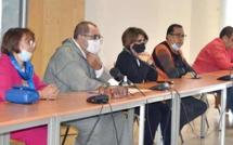 Driss Lachguar se réunit avec le secrétariat provincial et les secrétaires des sections de Salé