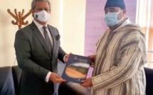 Le Premier secrétaire de l'USFP s'entretient avec l'ambassadeur du Pakistan au Maroc