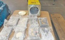 Mise en échec d' une opération de trafic de psychotropes et de cocaïne en provenance de l'Espagne