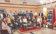 Anthologie des poètes argentins amis du Maroc