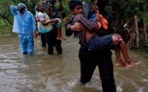Le cyclone Yaas fait des milliers de sans-abri en Inde