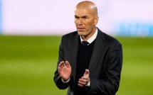 """Zidane explique avoir quitté le Real Madrid faute de """" confiance """" de la part du club"""