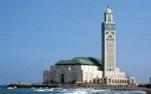 La mosquée Hassan II Le plus haut minaret du monde