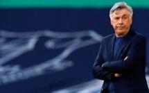 Ancelotti, entraîneur tout en rondeur retrouve de la hauteur