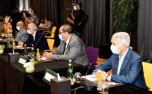 Le Pacte national pour le développement au centre d' une rencontre de la CSMD avec les leaders des partis représentés au Parlement
