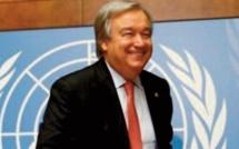 Antonio Guterres officiellement reconduit pour un second mandat de Secrétaire général de l'ONU